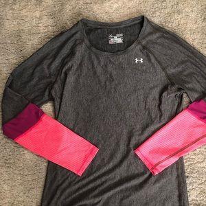 Women's heat gear long sleeve